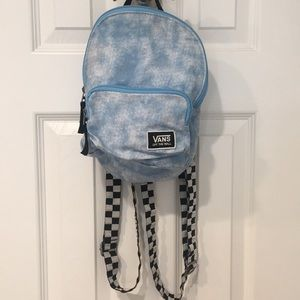 Vans off the wall mini backpack